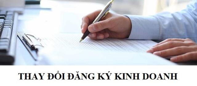 Thủ tục thay đổi đăng ký kinh doanh được thực hiện như thế nào? Hãy cùng Lawkey tìm hiểu qua bài viết dưới đây dịch vụ thay đổi đăng ký